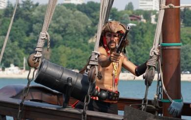 Пиратски круиз