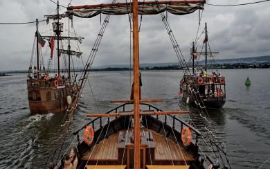 Наем на кораб