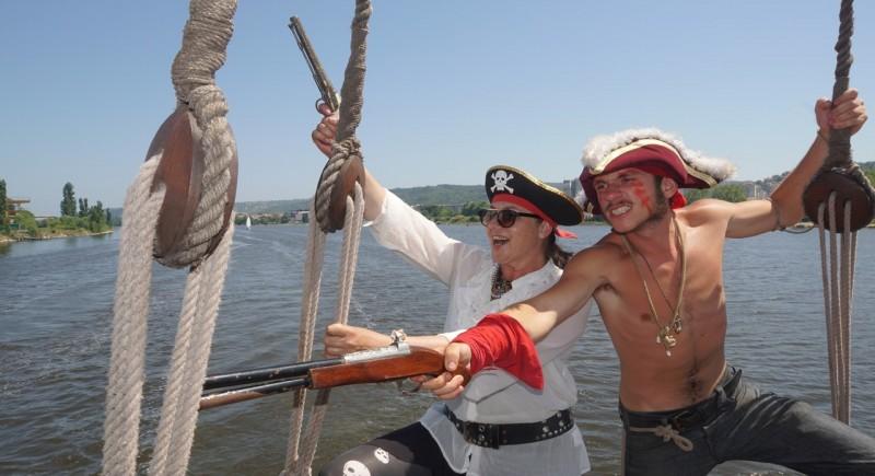 Пирати на хоризонта