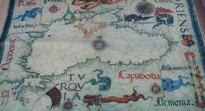 Карта на пиратско съкровище