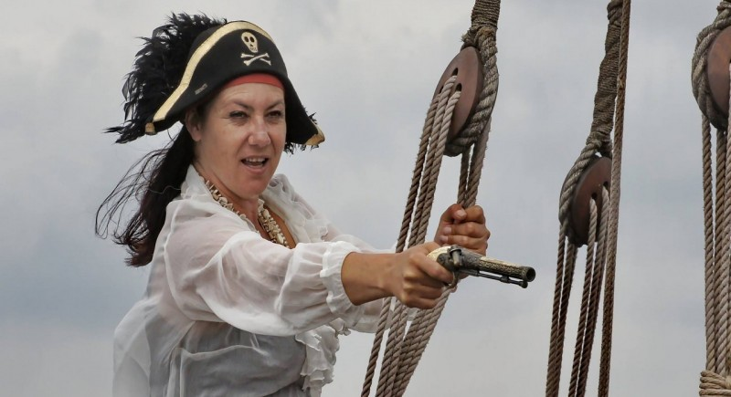 Пирати на борда